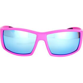 Bliz Drift Glasses matte pink/smoke/blue multi